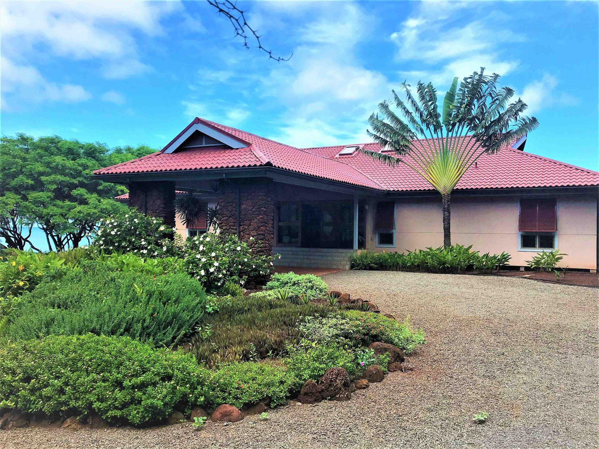 Photo of 4670 Pohakuloa Rd, Maunaloa, HI 96770 (MLS # 392870)