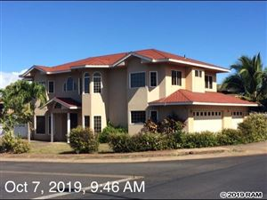 Photo for 33 Kahana Ridge Dr, Lahaina, HI 96761 (MLS # 384873)