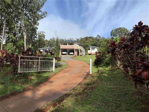 Photo of 1505 Piiholo Rd, Makawao, HI 96768 (MLS # 390909)