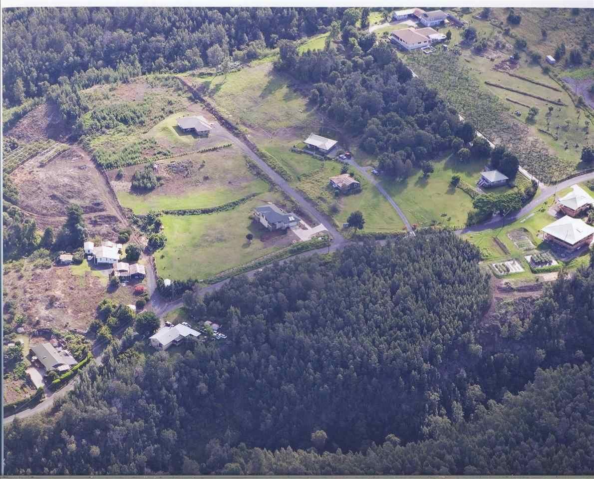 Photo of 689 Pulehuiki Rd, Kula, HI 96790 (MLS # 390913)