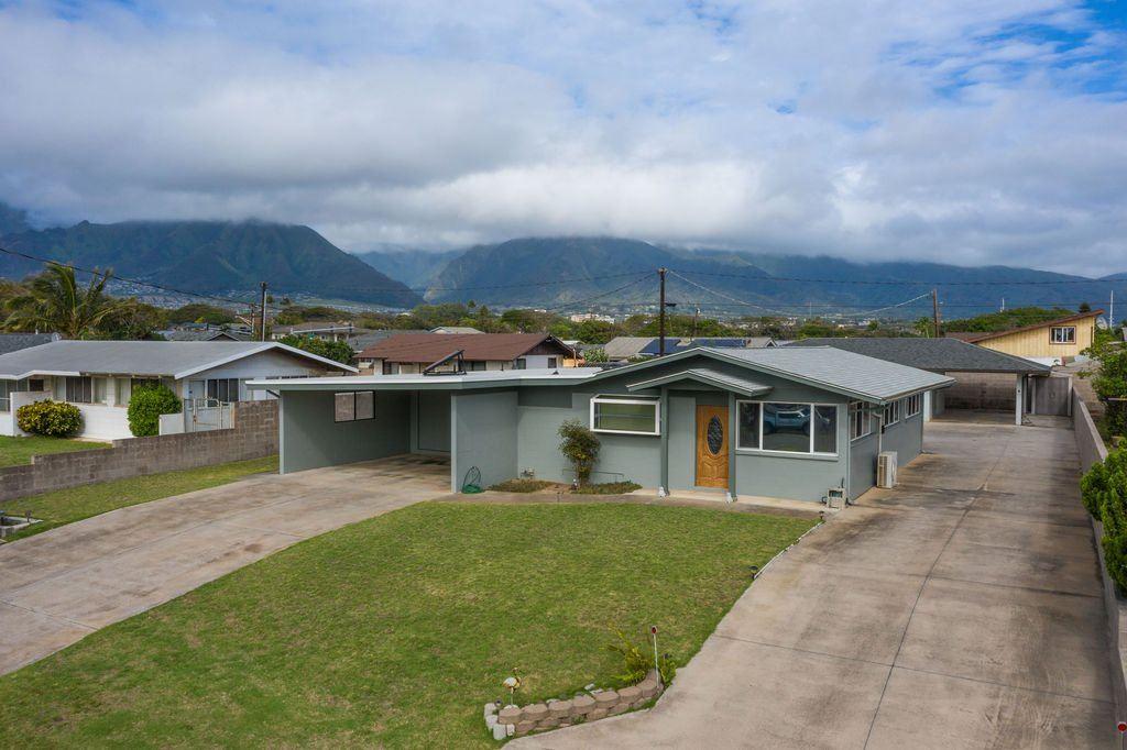 Photo of 340 Molokai Hema St, Kahului, HI 96732 (MLS # 390928)