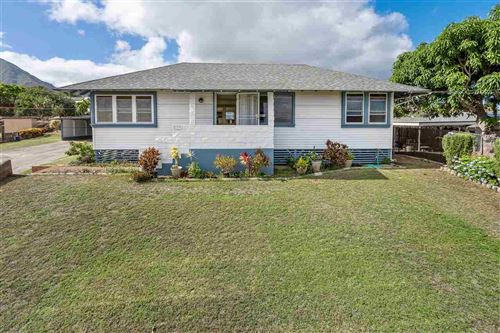 Photo of 179 Ku Dr, Wailuku, HI 96793 (MLS # 389954)