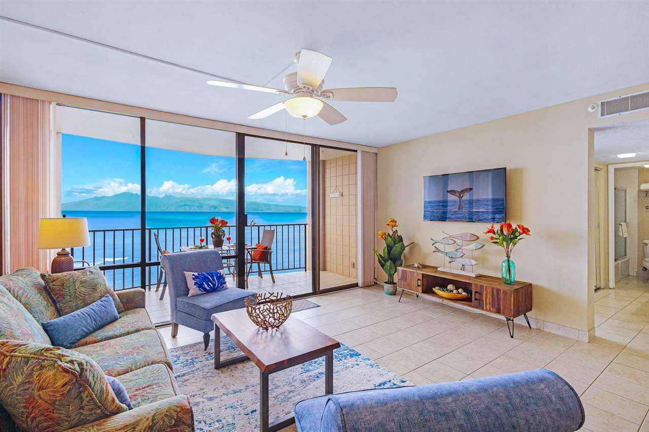 Photo of 4327 Lower Honoapiilani Rd #1108B, Lahaina, HI 96761 (MLS # 390956)