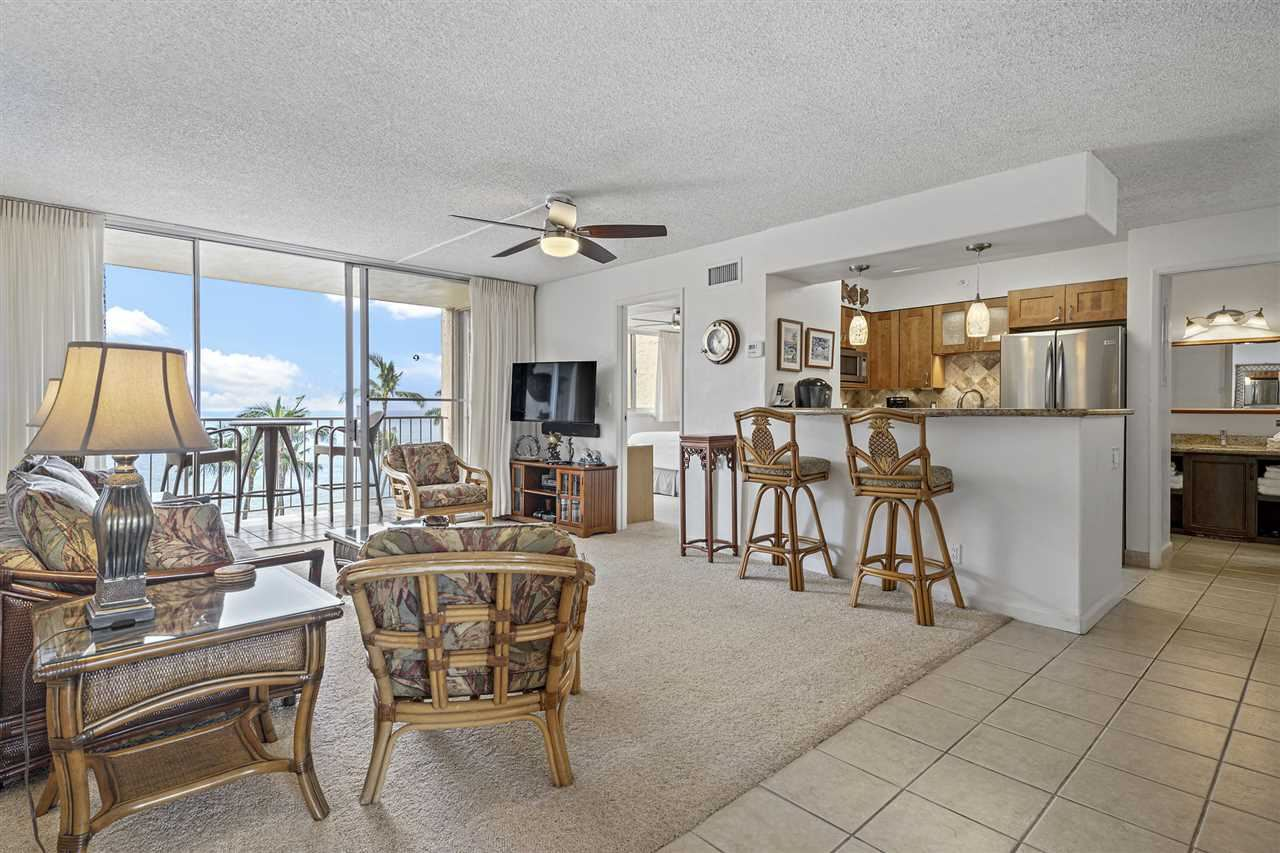 Photo of 4365 Lower Honoapiilani Rd #615, Lahaina, HI 96761 (MLS # 390983)