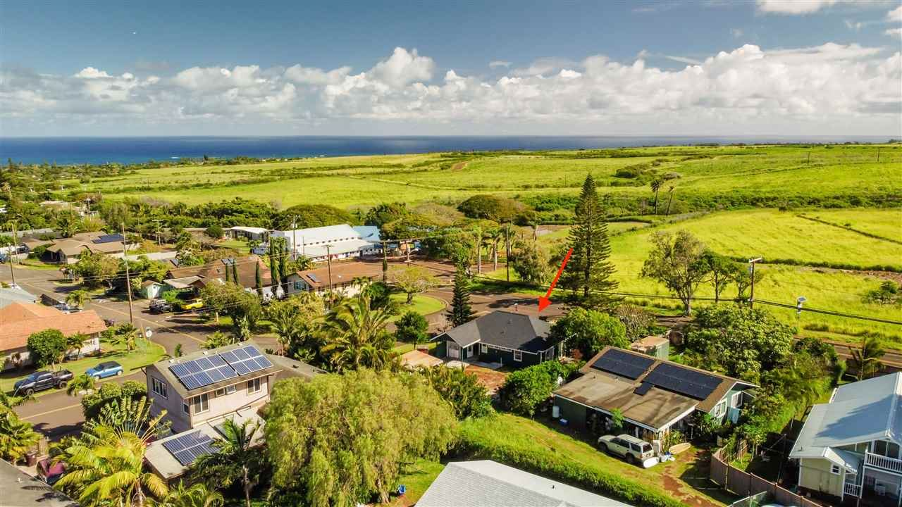 Photo of 13 Palekana St, Paia, HI 96779 (MLS # 390986)