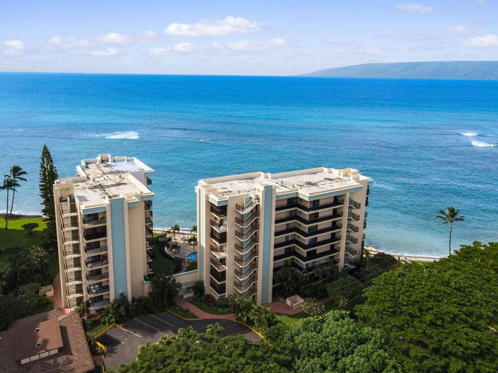 Photo of 4401 Lower Honoapiilani Rd #A703, Lahaina, HI 96761 (MLS # 389987)
