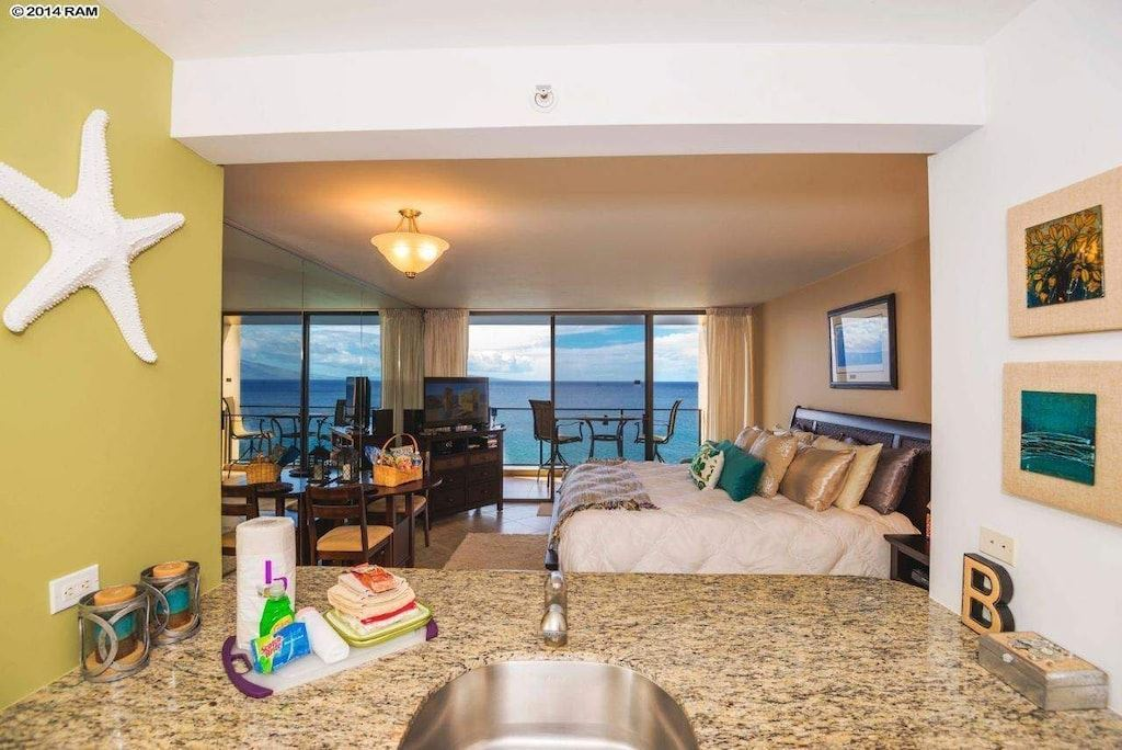 Photo of 110 KAANAPALI SHORES Pl #1012, Lahaina, HI 96761 (MLS # 390987)