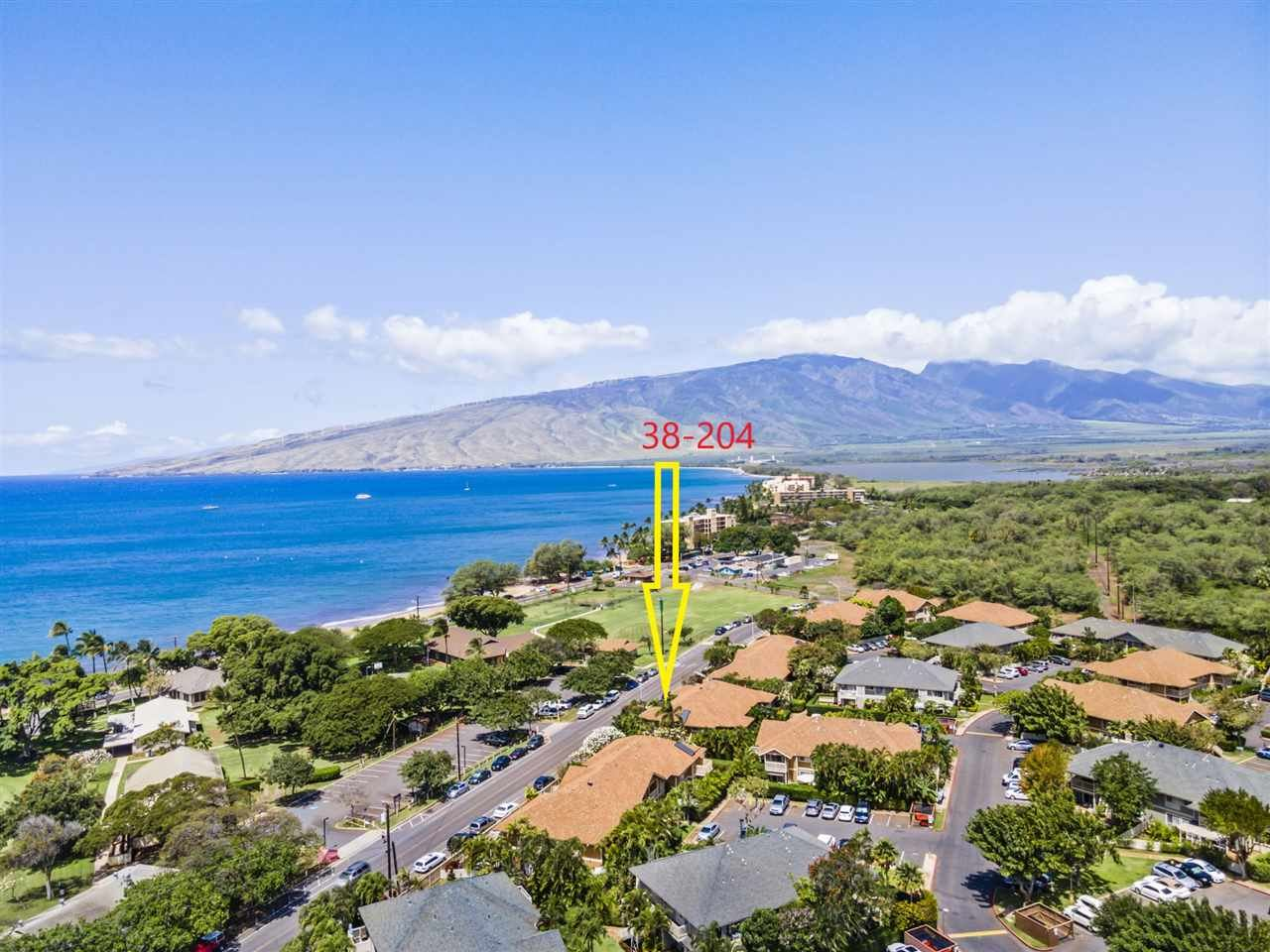 Photo of 140 UWAPO Rd #38-204, Kihei, HI 96753 (MLS # 390994)