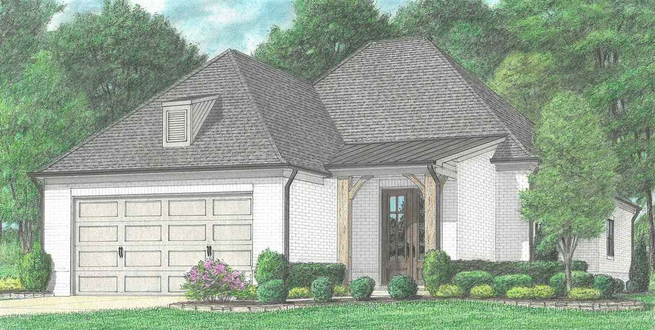 80 CHICKASAW TRACE DR, Oakland, TN 38060 - #: 10093710
