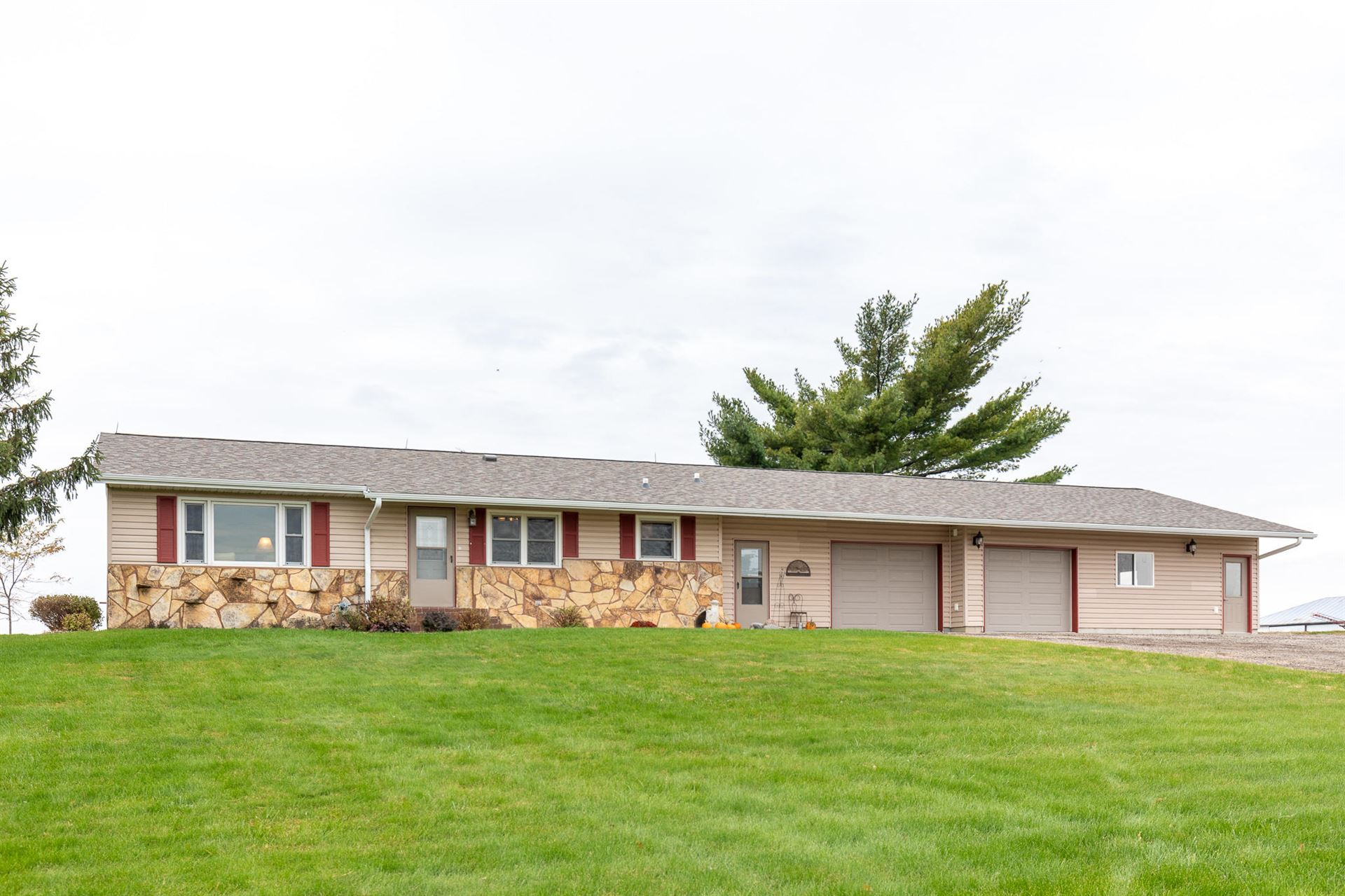 N6613 County Road XX, Holland, WI 54636 - MLS#: 1716010