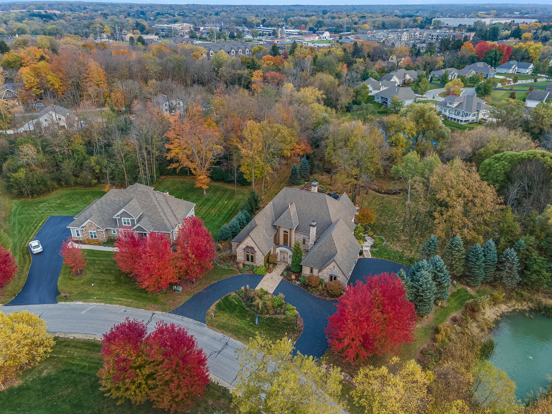 11390 N Creekside Ct, Mequon, WI 53092 - #: 1716014