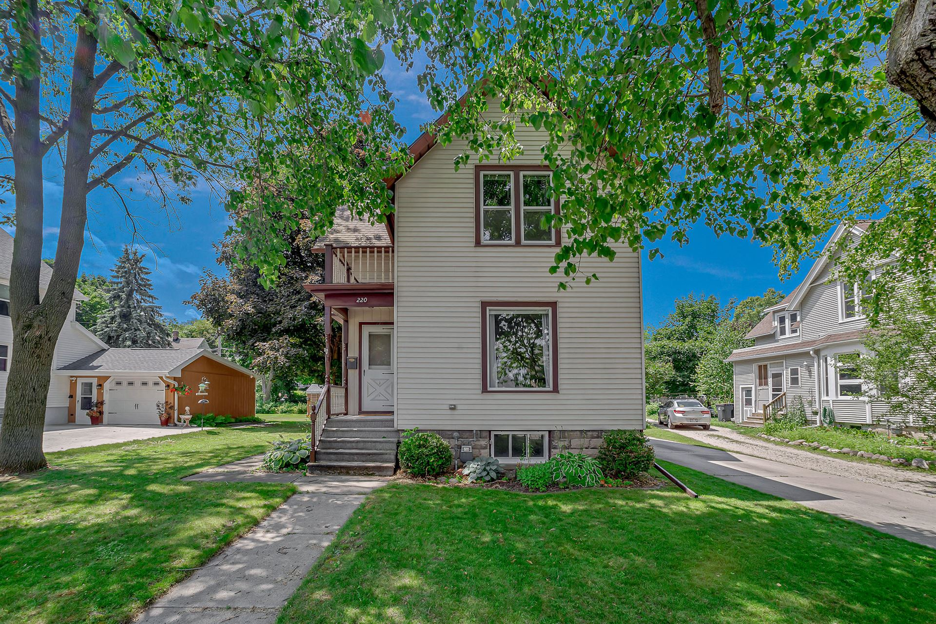 220 Plymouth ST, Plymouth, WI 53073 - #: 1698025