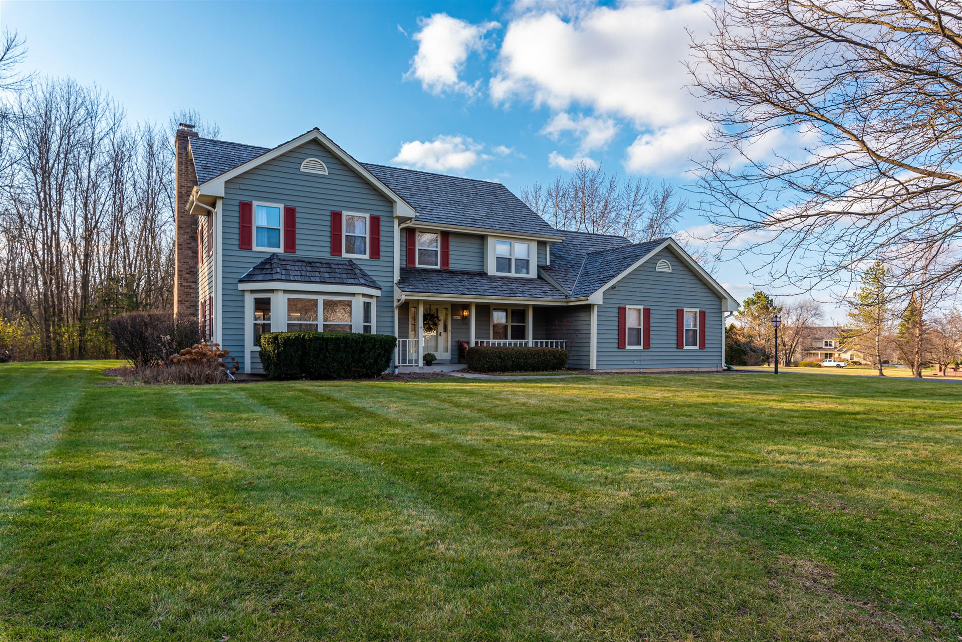 11613 N Riverland Rd, Mequon, WI 53092 - #: 1720034