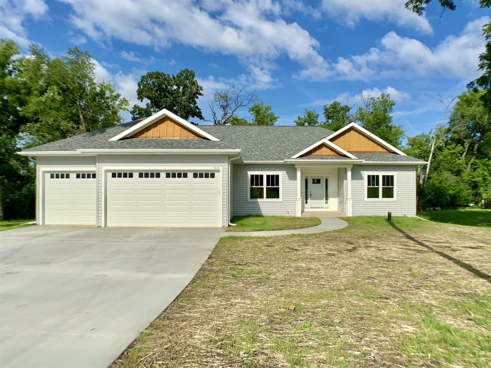 4114 Sunset Rd, Waterford, WI 53185 - #: 1703042