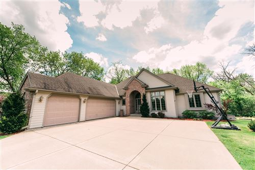 Photo of 357 Wood Side Ct, Summit, WI 53066 (MLS # 1691058)
