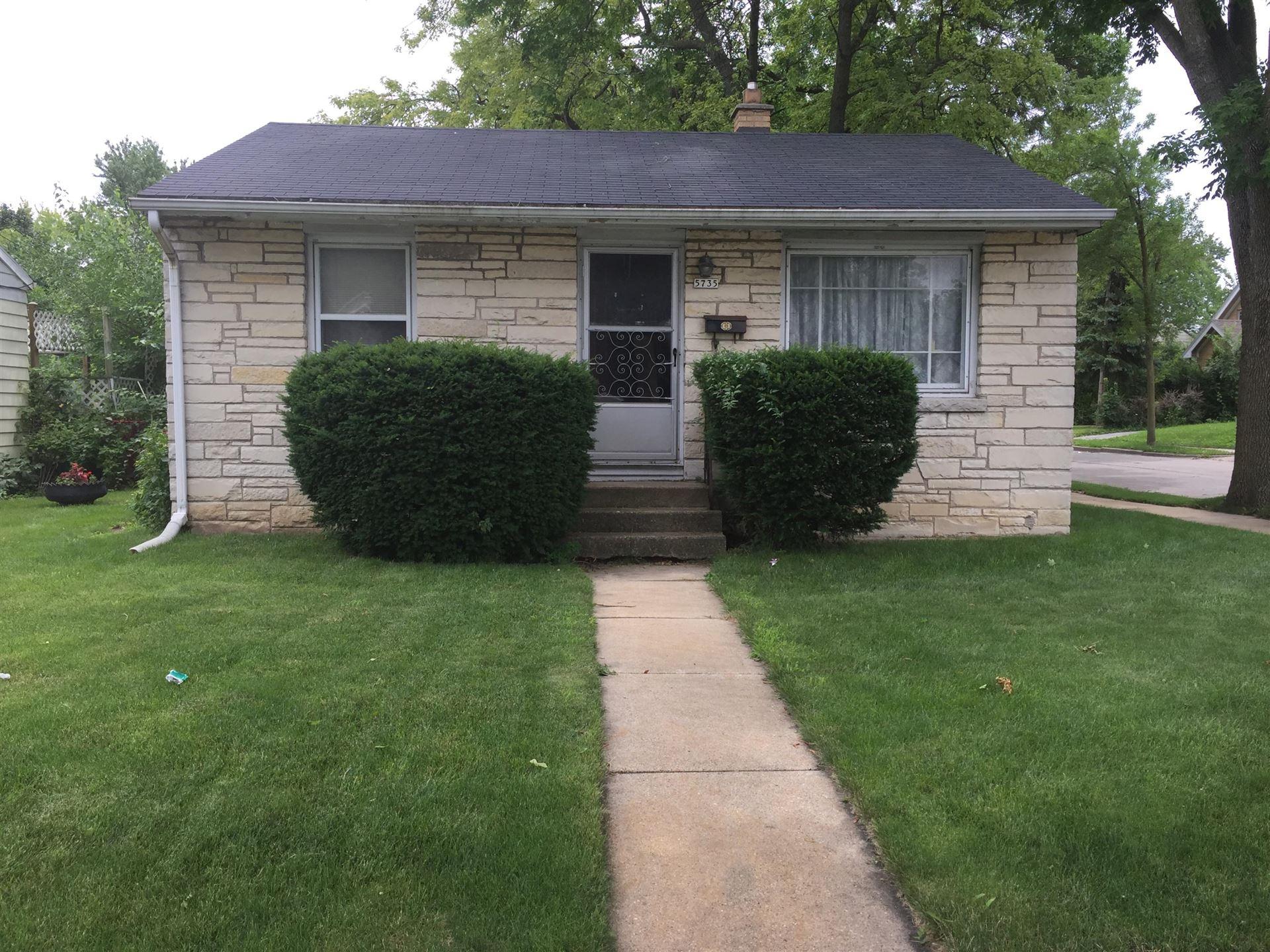 5735 W Villard Ave, Milwaukee, WI 53218 - #: 1701058