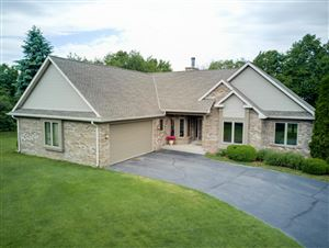 Photo of 431 Scenic View CT, Slinger, WI 53086 (MLS # 1643119)