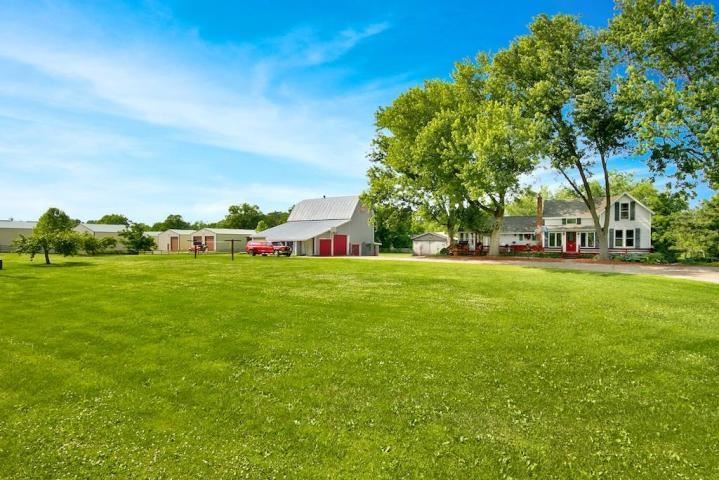 N5071 County Road M, Hamilton, WI 54669 - MLS#: 1677132