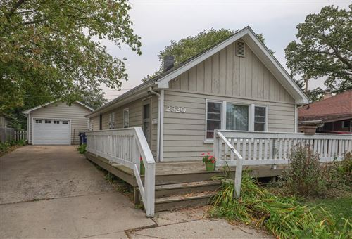 Photo of 2320 Indiana St, Racine, WI 53405 (MLS # 1712137)