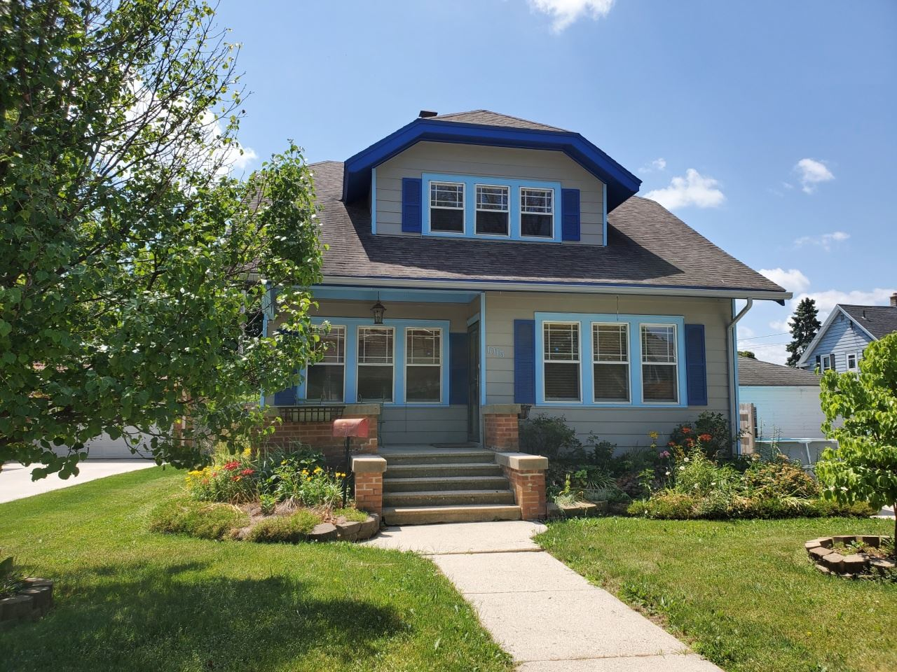 1015 Reed St, Plymouth, WI 53073 - #: 1697147
