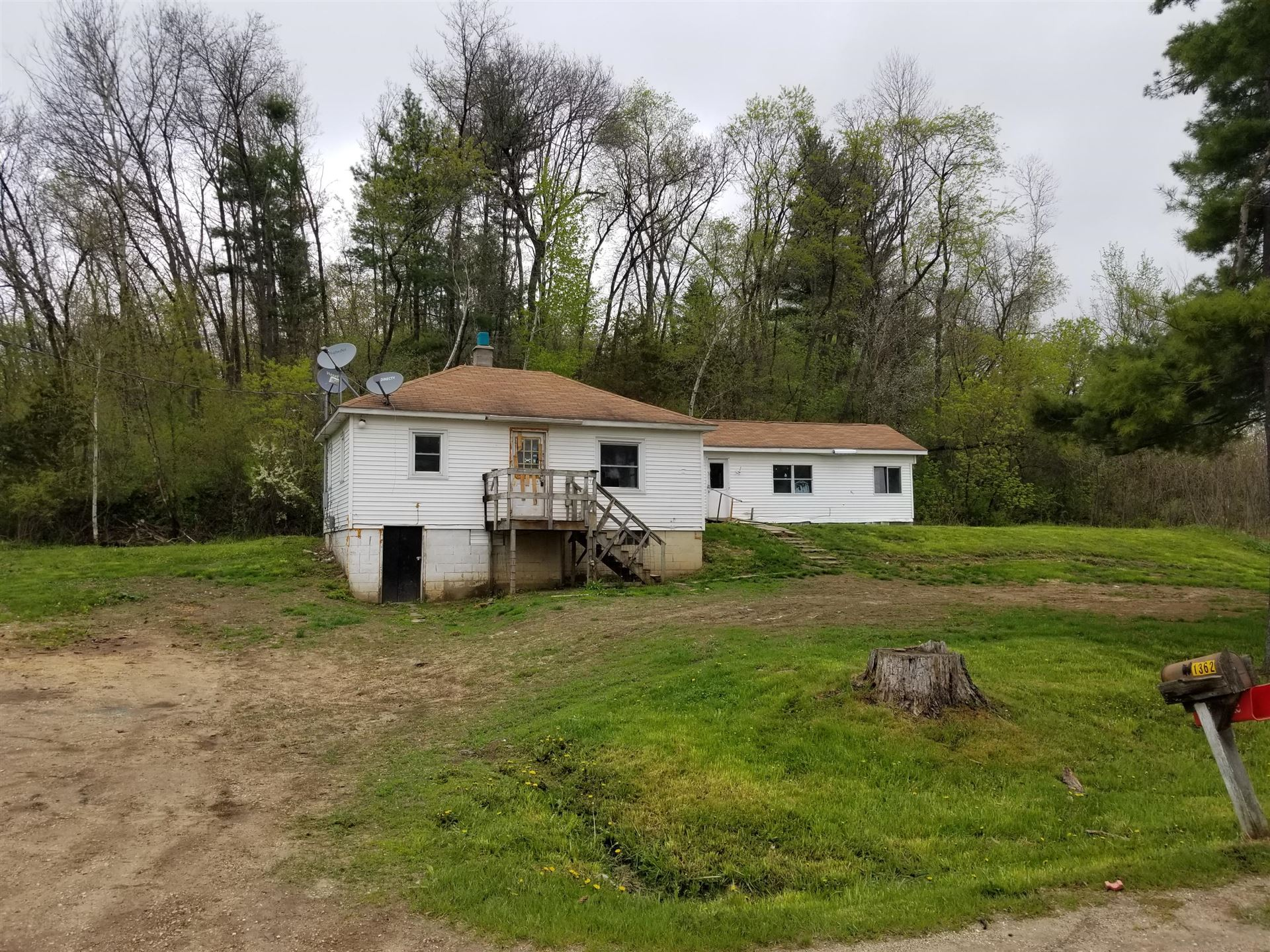 W1362 County Road T, Farmington, WI 54644 - MLS#: 1689164