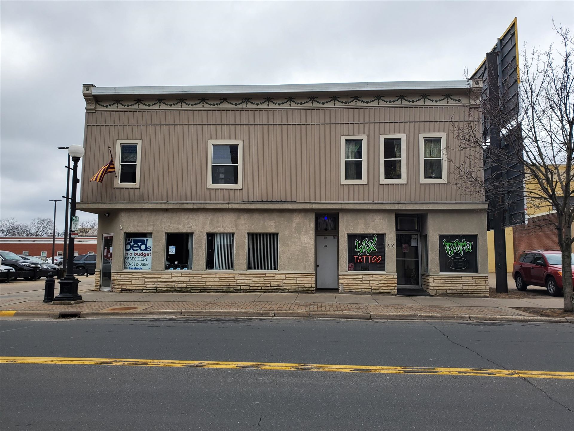 610 Main St, La Crosse, WI 54601 - MLS#: 1680200