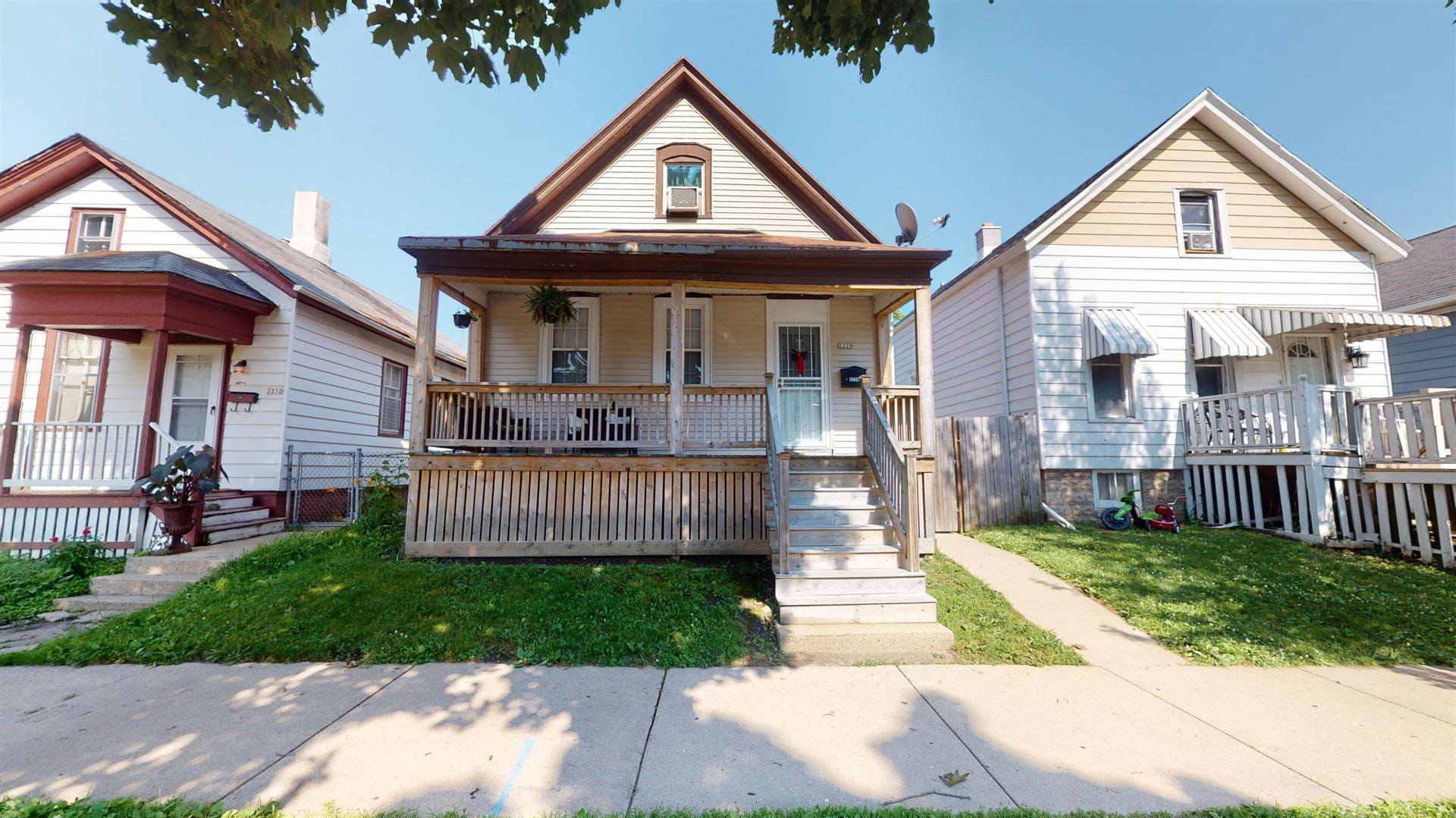 2228 N Buffum St, Milwaukee, WI 53212 - #: 1699202