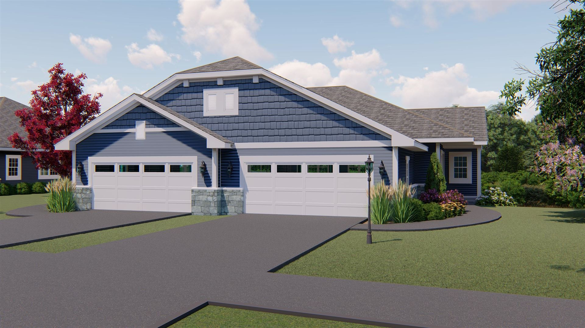 19920 Overstone Dr #20-1, Lannon, WI 53046 - #: 1670203