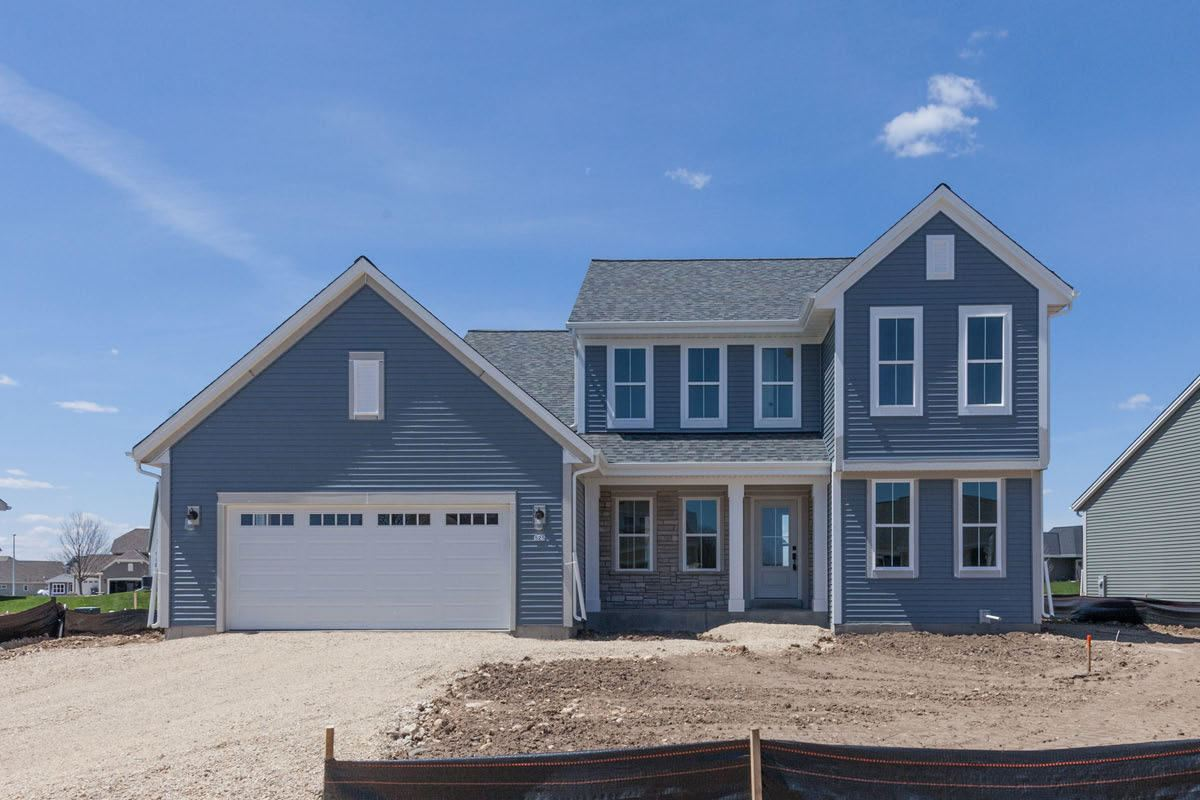 525 Meadow View Dr, Slinger, WI 53086 - #: 1688216