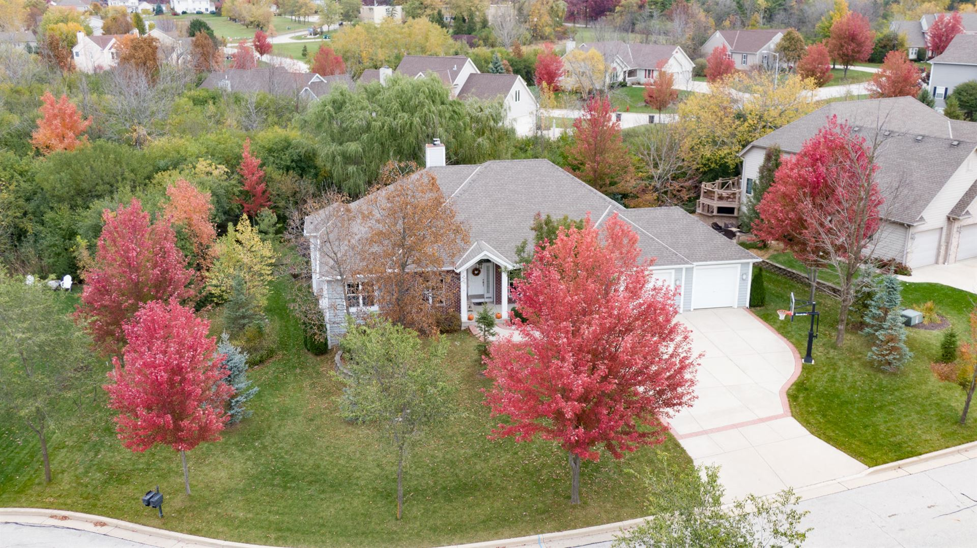 4630 W Alanna Ct, Franklin, WI 53132 - #: 1716236