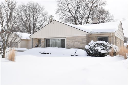 Photo of 5539 W Hayes, West Allis, WI 53219 (MLS # 1728237)