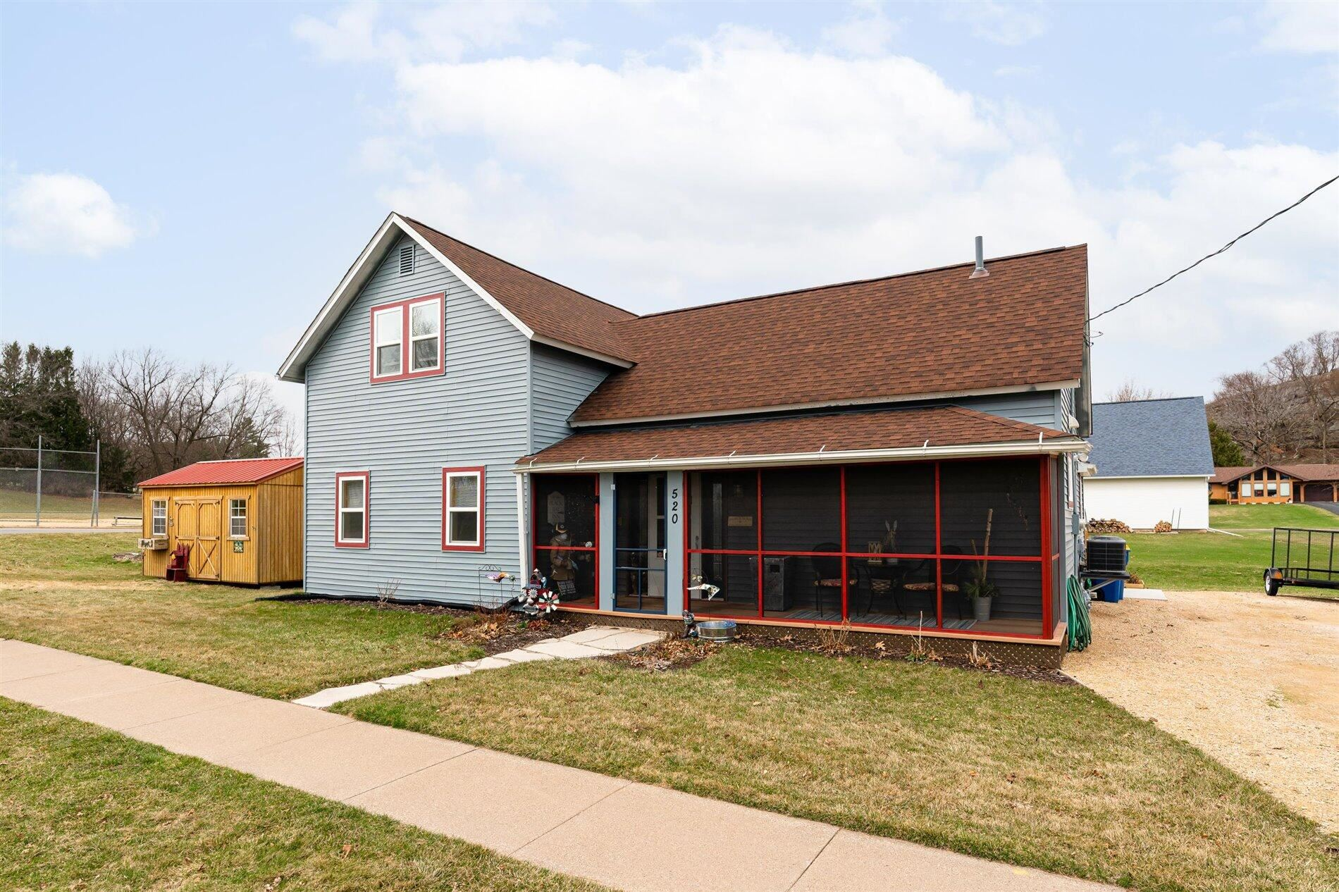 520 W South St, Viroqua, WI 54665 - MLS#: 1733240