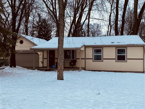 Photo of 340 Spring Valley Ct, Palmyra, WI 53156 (MLS # 1724259)