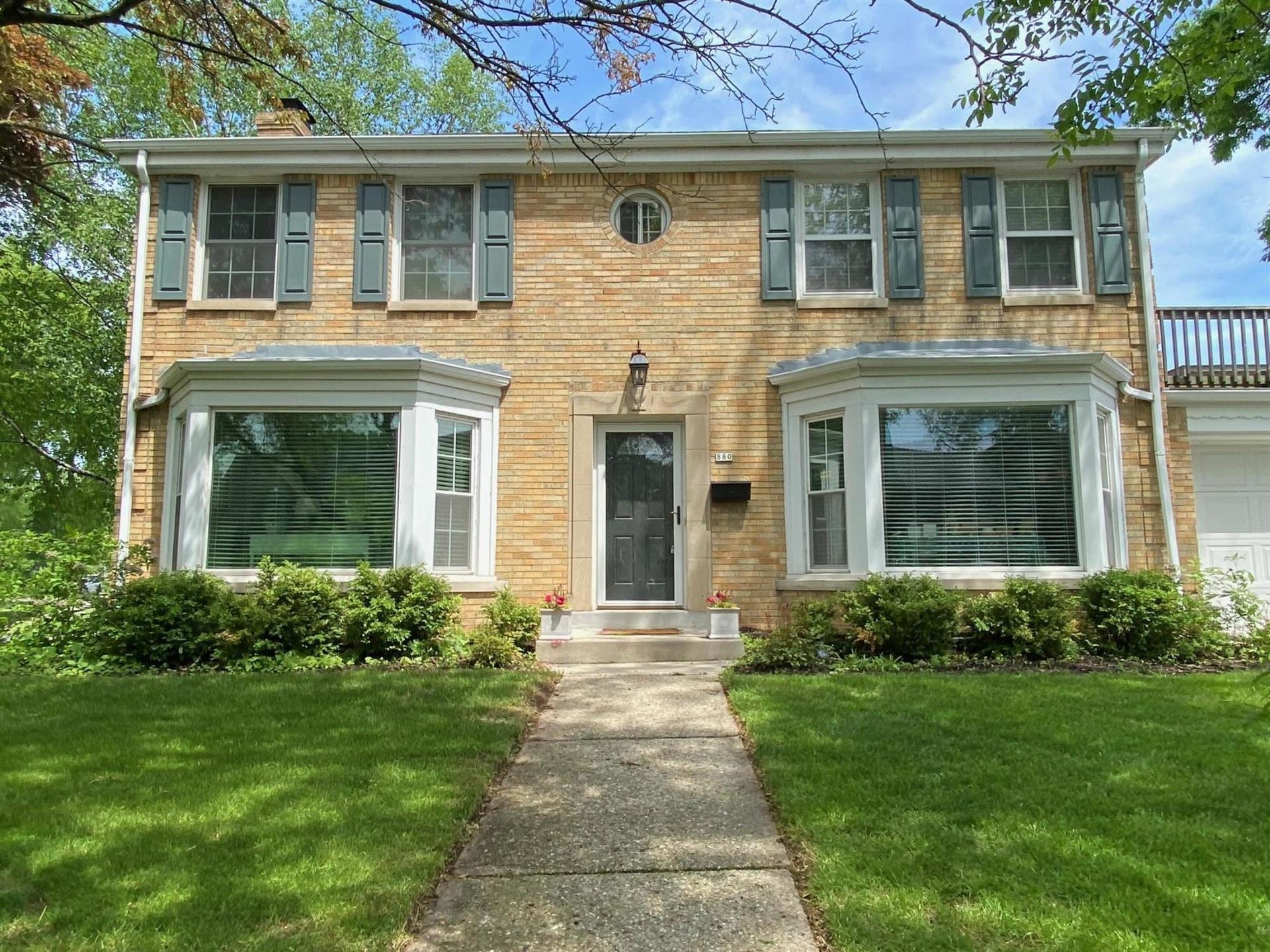 880 E Silver Spring Dr, Whitefish Bay, WI 53217 - #: 1692261