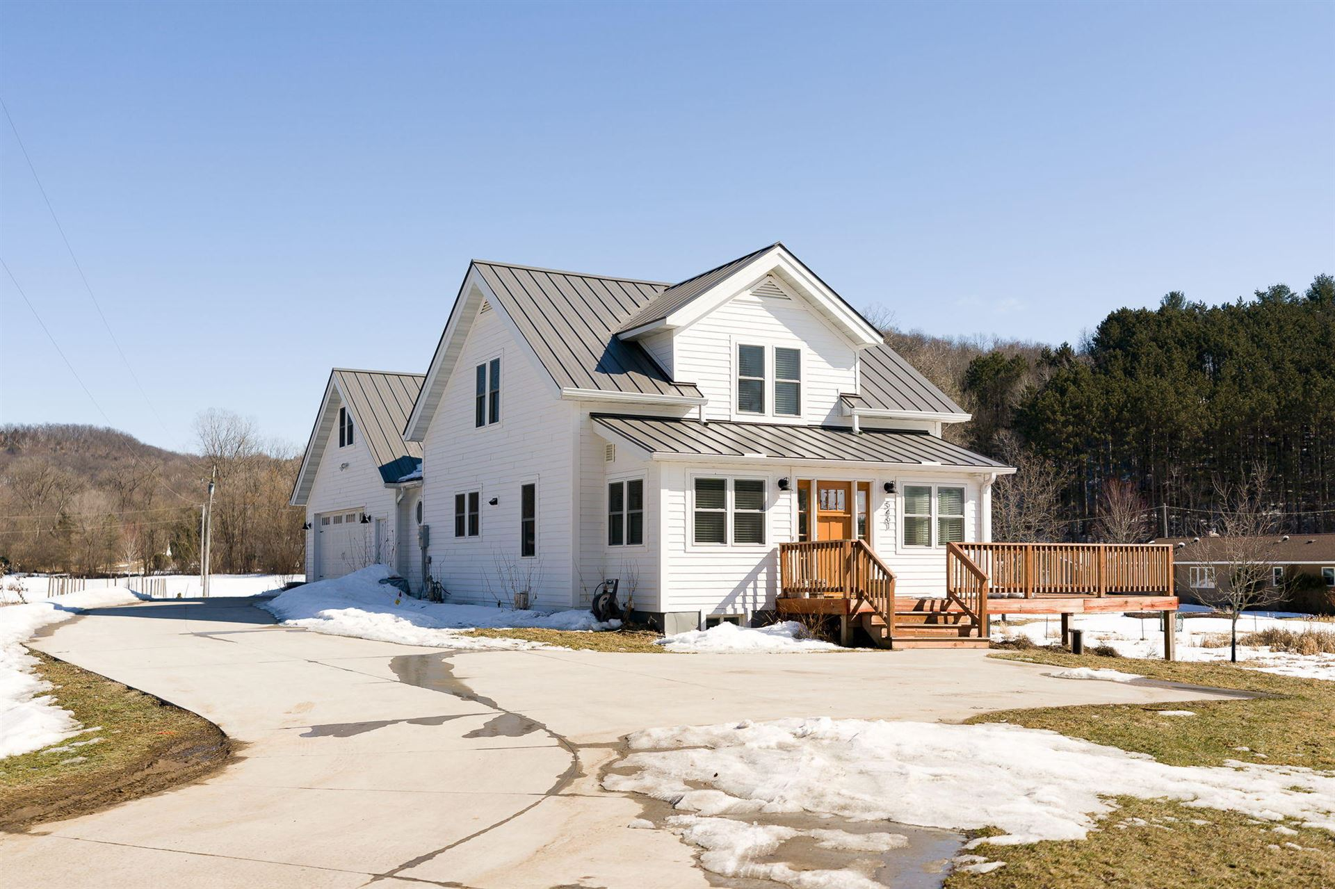 W5461 Boma Rd, Shelby, WI 54601 - MLS#: 1679273