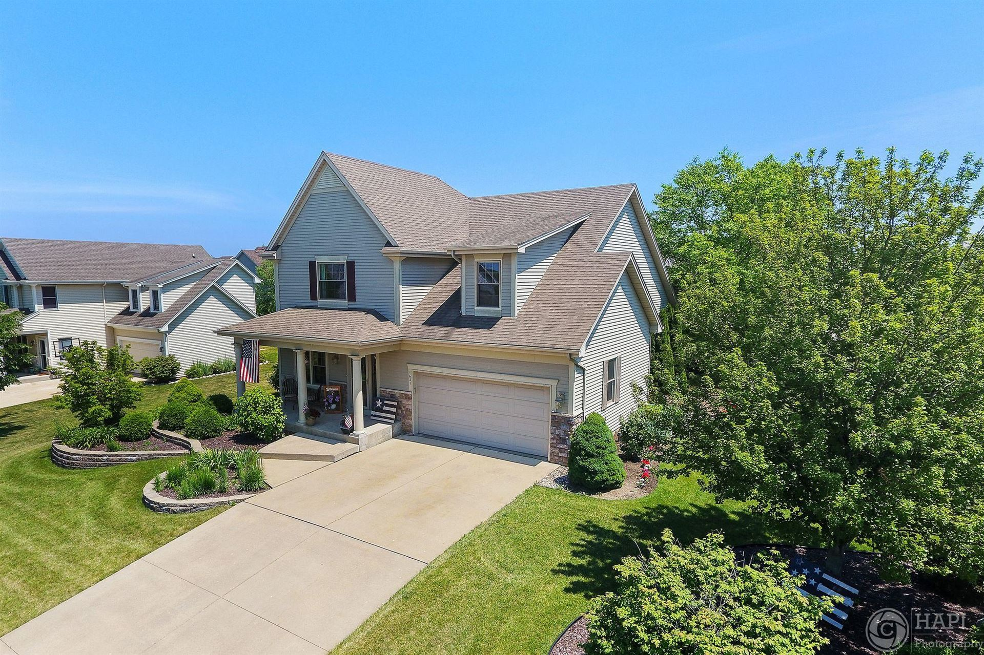 1631 Rolling Green Dr, Mount Pleasant, WI 53406 - #: 1697298