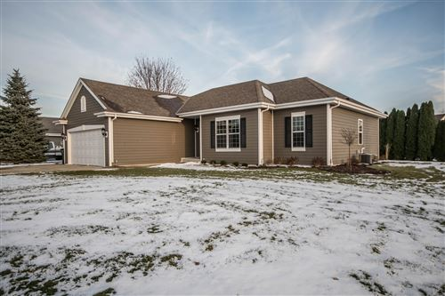 Photo of 328 S Sherman St, Eagle, WI 53119 (MLS # 1668302)