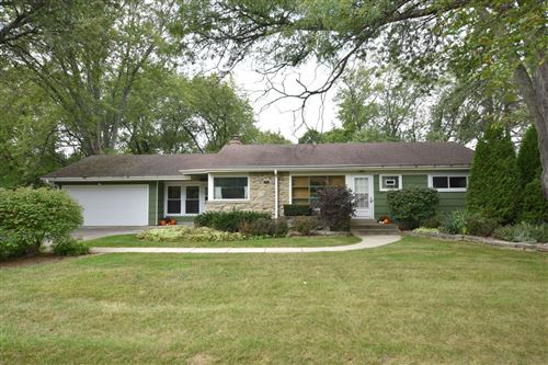 Photo of 7837 N Boyd Way, Fox Point, WI 53217 (MLS # 1711306)