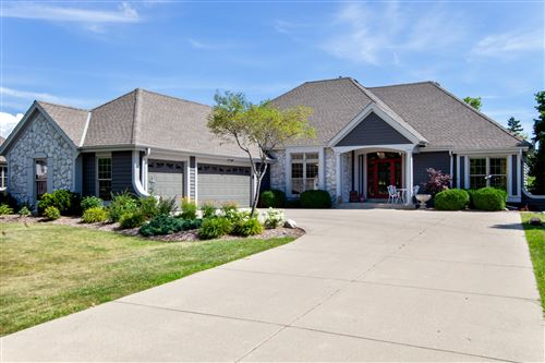 Photo of 10518 N Burning Bush, Mequon, WI 53092 (MLS # 1702316)