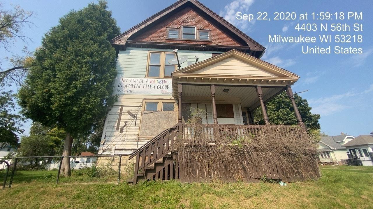 5602 W Congress St, Milwaukee, WI 53218 - #: 1690326
