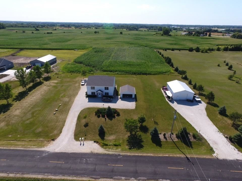 1610 53rd Dr, Yorkville, WI 53182 - #: 1653327
