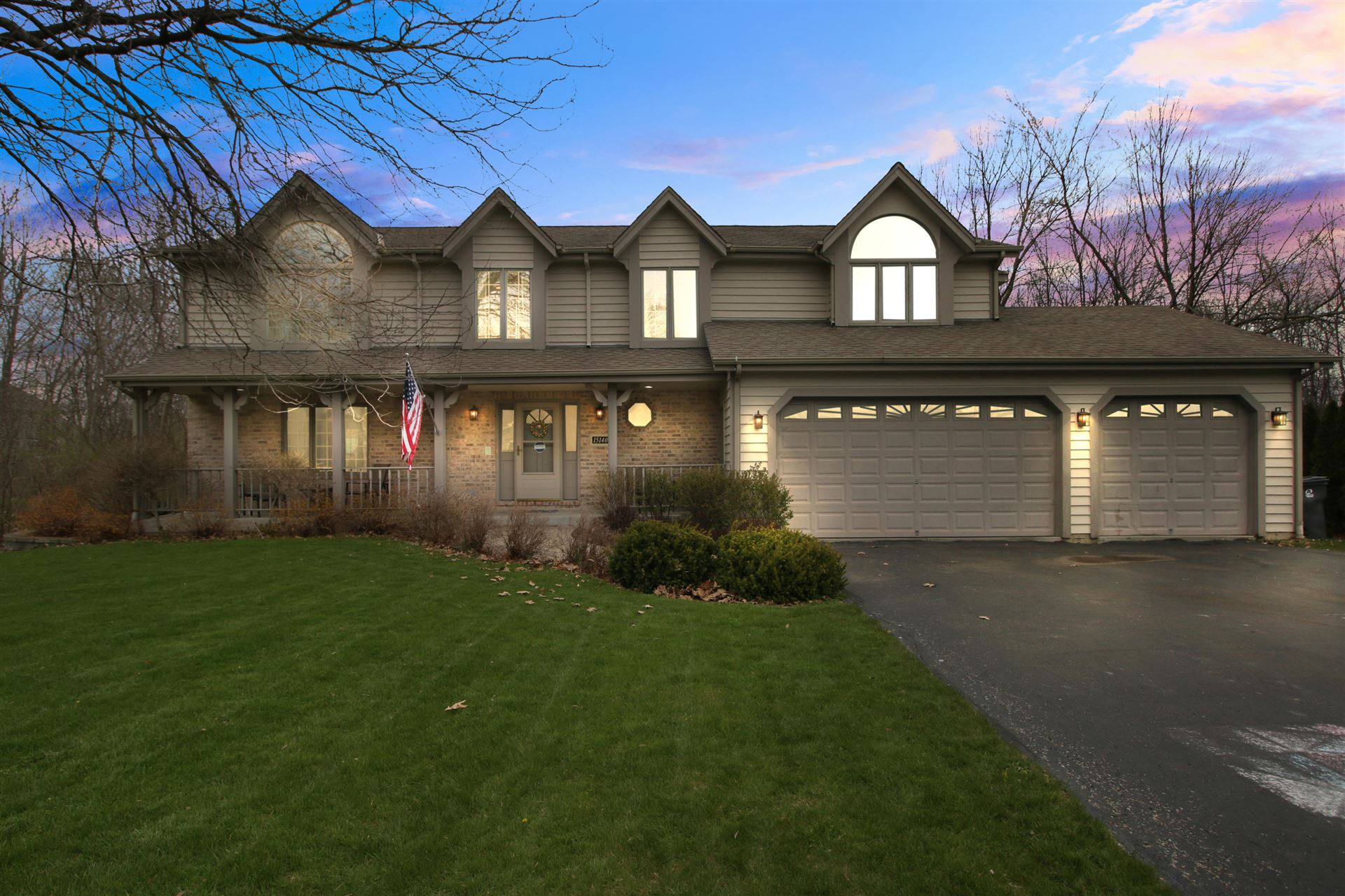 15140 W Lincoln Ave, New Berlin, WI 53151 - #: 1686341