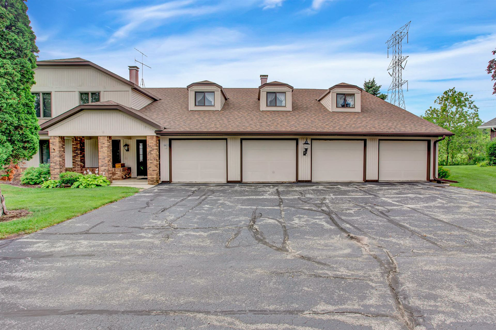 2411 Cross Creek DR #D, Sheboygan, WI 53081 - #: 1682353
