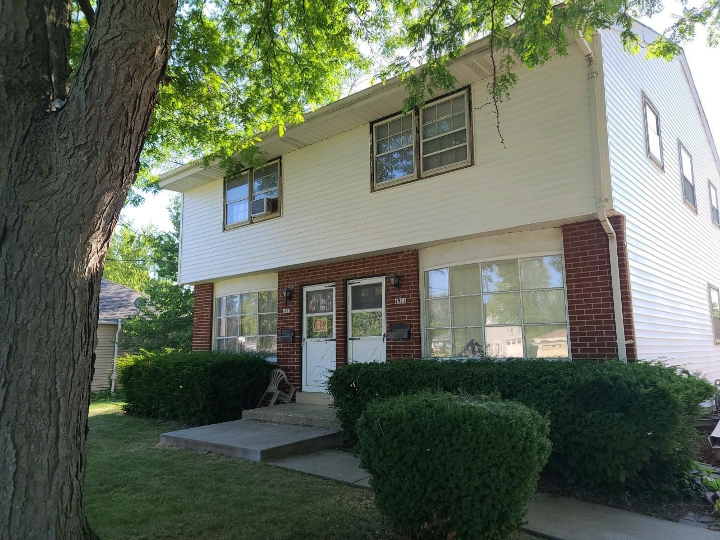 4969 N 105th St #4971, Milwaukee, WI 53225 - #: 1703363