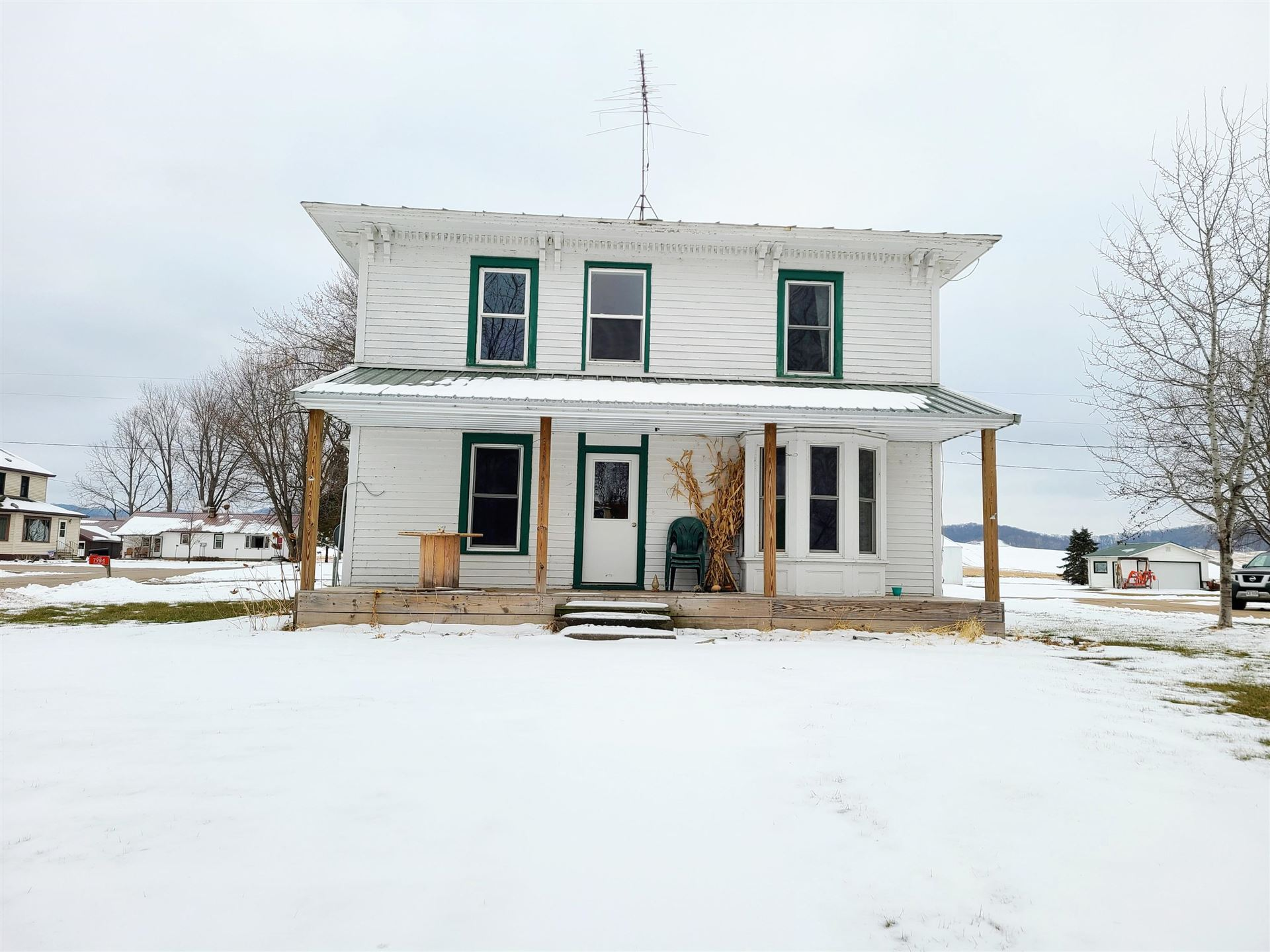 7984 Jancing Ave, Leon, WI 54656 - MLS#: 1723373