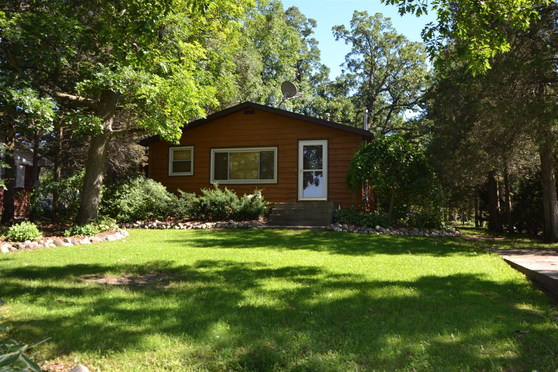 W6486 Lakeview Dr N, Marquette, WI 53946 - #: 1593407