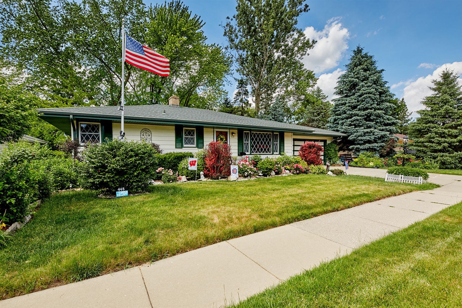 448 Tower Lawn Dr, Burlington, WI 53105 - #: 1696414