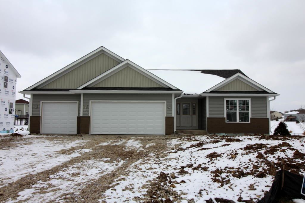 342 Homestead Dr, Twin Lakes, WI 53181 - #: 1717446