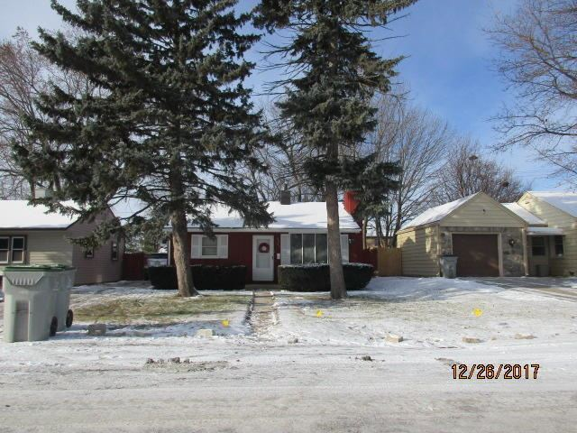5521 N 26th St, Milwaukee, WI 53209 - #: 1678501