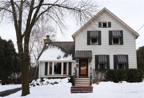 Photo of W60N667 Jefferson Ave, Cedarburg, WI 53012 (MLS # 1724507)